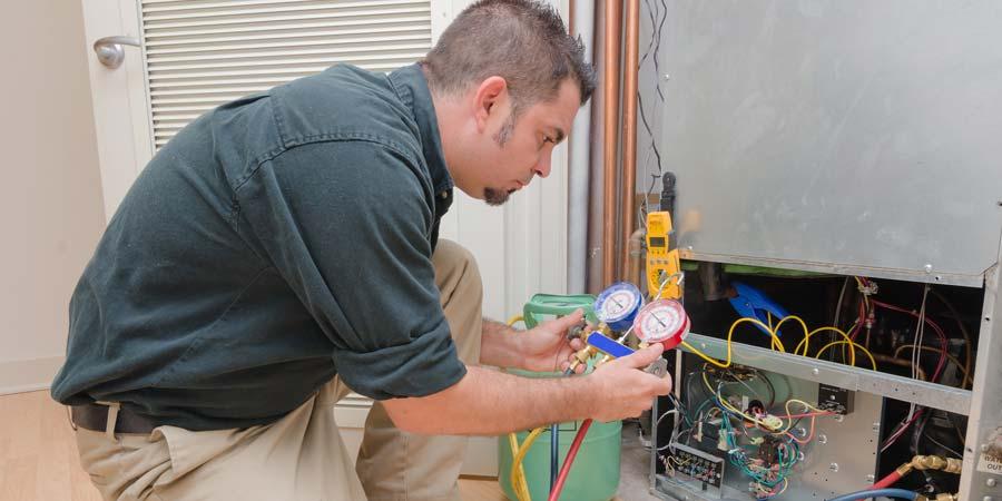 heating system repair guy in woodstock ga