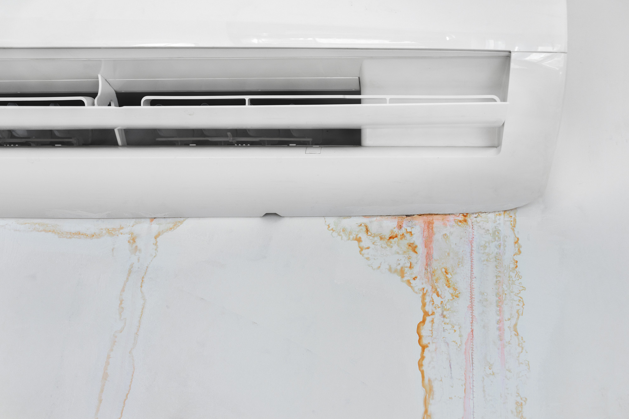 air conditioner is leaking water