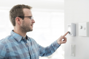 centralized heating system