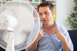 how to cool down a room